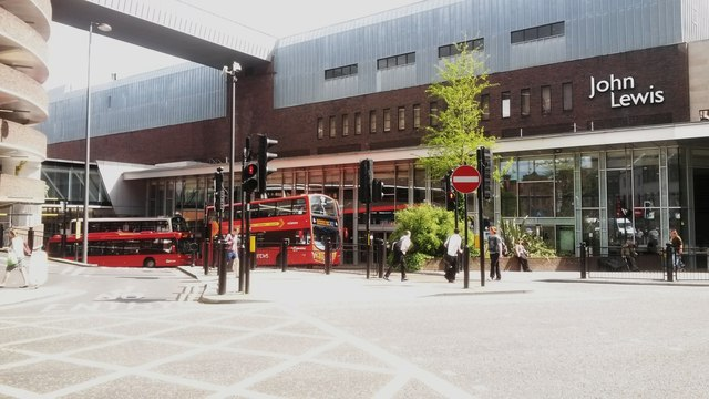 Eldon Square Bus Station Newcastle