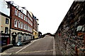 C4316 : Derry - Medieval Walled City - Nerve Centre, Magazine Street & Top of the Wall  by Suzanne Mischyshyn
