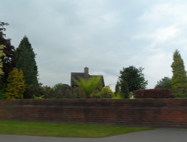 House on the A533