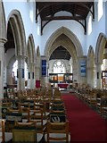 SP7006 : Inside St Mary Thame (III) by Basher Eyre