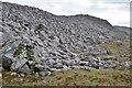 NC2922 : Quartzite boulder field, Beinn an Fhurain by Jim Barton