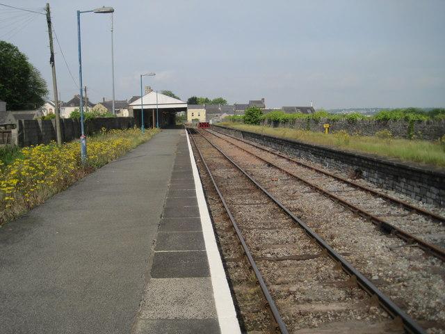 Pembroke Dock railway station, Pembrokeshire