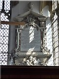 SP7006 : Inside St Mary Thame (X) by Basher Eyre