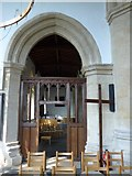 SP7006 : Inside St Mary Thame (XIII) by Basher Eyre
