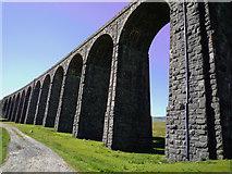 SD7579 : Ribblehead Viaduct by Kim Fyson