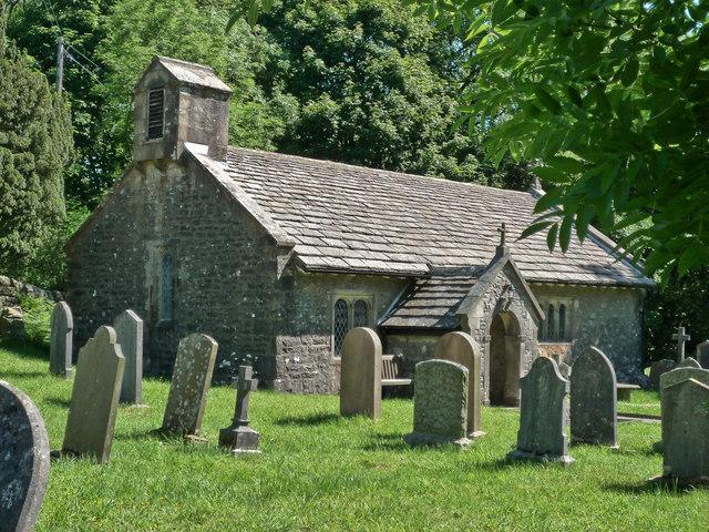 Chapel-le-Dale Church