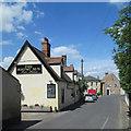 TL6474 : Isleham: The Rising Sun by John Sutton