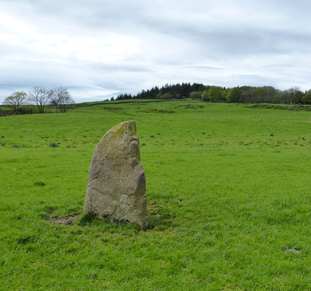 Standing stone of Mollance