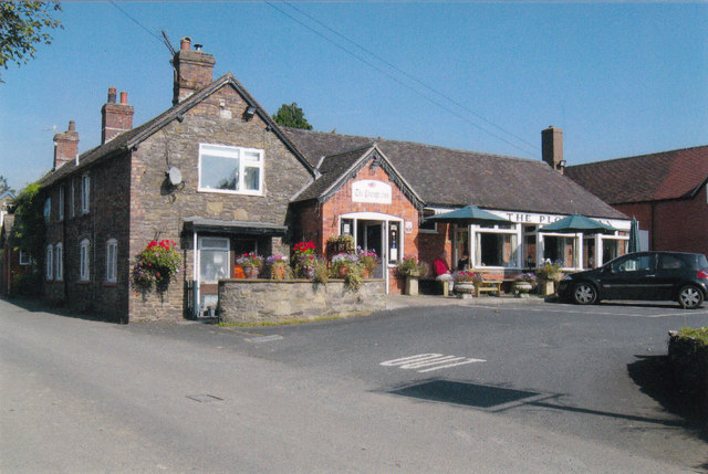 Plough and brewery 2-Wistanstow, Shropshire