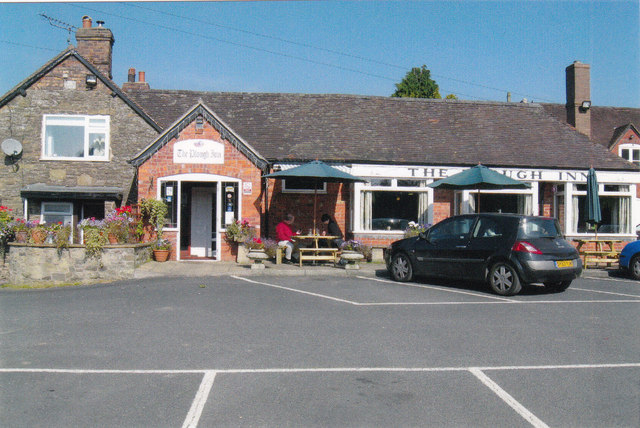 Plough and brewery 3-Wistanstow, Shropshire