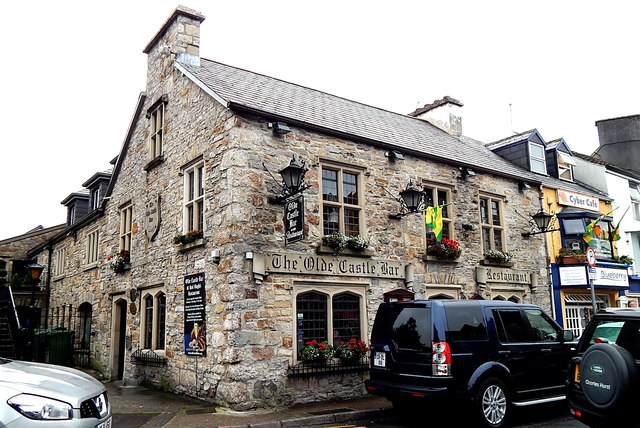 County Donegal - Donegal Town - The Olde Castle Bar & Restaurant