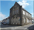 SN4006 : Former Kidwelly Town Hall by Jaggery