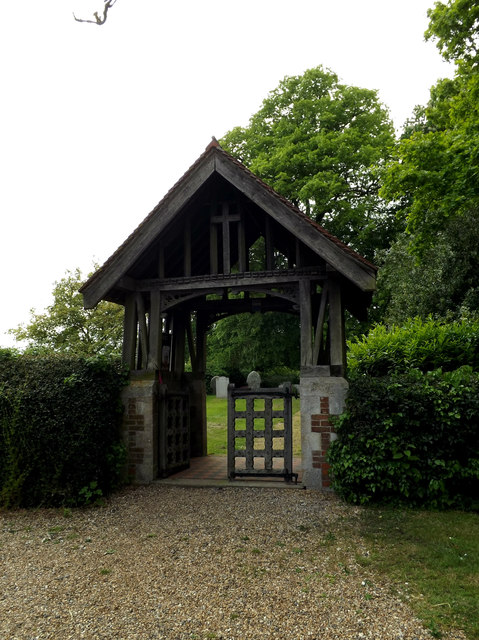 Lych Gate of St Nicholas the Great's Church