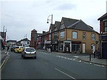 SJ8993 : Shops on Gorton Road by JThomas