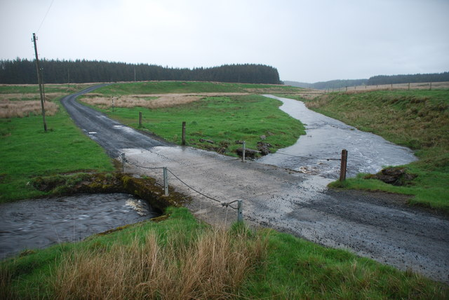 Ford at High Whygate