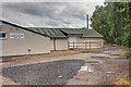 SK5419 : Loughborough Carillion Sports Club by Mick Garratt
