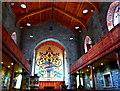 G6742 : County Sligo - St Colmcille Church of Ireland Interior - Chancel by Suzanne Mischyshyn