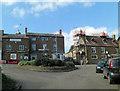 SP3533 : Bell Hill meets the High Street by Stuart Logan