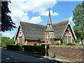 SP8827 : Old village school, Soulbury by Robin Webster