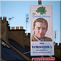 J5081 : 'NI Conservatives' election poster, Bangor by Rossographer
