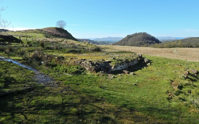 The ruins of Arlehaven