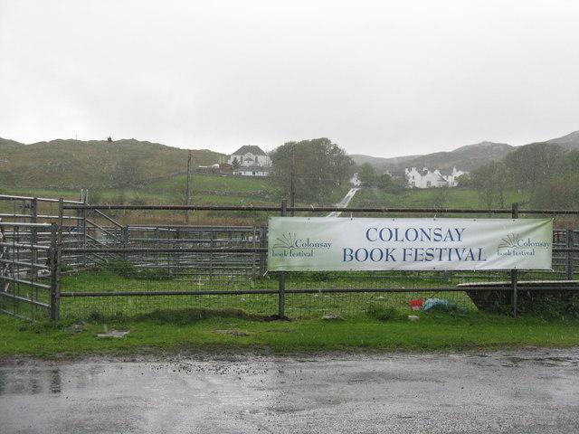 Colonsay Book Festival