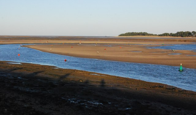 Wells Harbour Channel