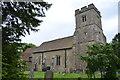 TR0245 : St Mary's church, Kennington by J.Hannan-Briggs