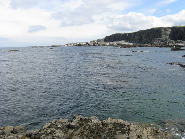 Rocks on west coast of Jura