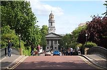 TQ2882 : York Bridge, Regent's Park NW1 by David Hallam-Jones