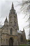 SK9136 : St Wulfram's Church by Roger Templeman