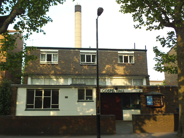 St James Road Gospel Hall, Bermondsey