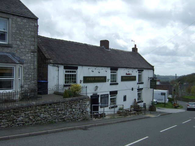 The Nelson Arms pub, Middleton