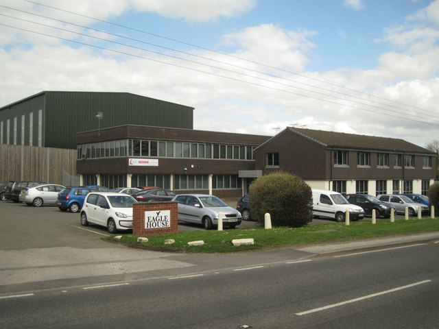 Eagle House, Renshaw Industrial Estate, The Slough A448 Studley