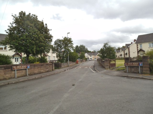 St Giles Road View