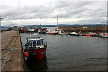 NH7867 : Cromarty Harbour by Graham Hogg