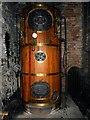SD3788 : Stott Park Bobbin Mill Boiler by David Dixon