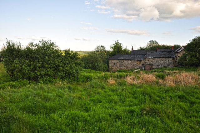 Mid Devon : West Spurway Farm