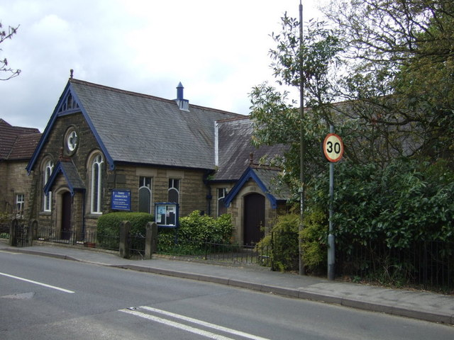 Rowsley Methodist Church