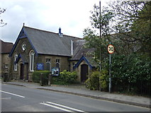 SK2666 : Rowsley Methodist Church by JThomas