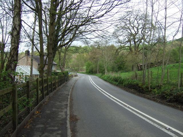 Chatsworth Road (B6012)