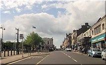NS4263 : High Street Johnstone by John Firth
