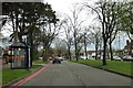 SP1180 : Stratford Road to Shirley by Steve Daniels