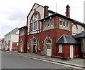 SN7203 : Pontardawe Arts Centre by Jaggery