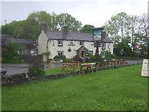 SK1576 : The Anchor pub, Lane Head by JThomas