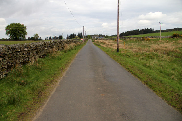 Road to 7 Stanes