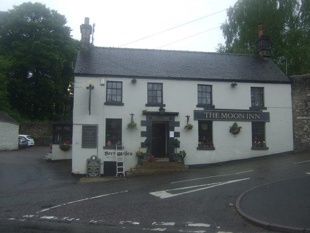 The Moon Inn, Stoney Middleton