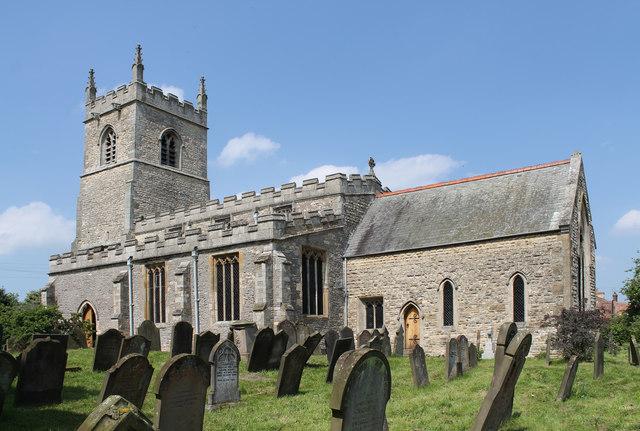 St  Martin's church, Blyton