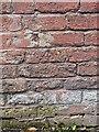 SJ8004 : OS benchmark - Albrighton, Bowling Green Lane by Richard Law