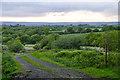 SS8521 : North Devon : Hares Down by Lewis Clarke